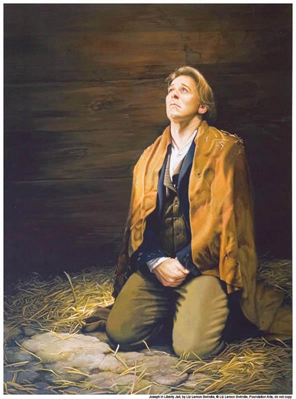 Joseph Smith Liberty Jail Mormon