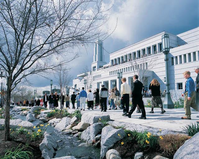 Mormon Conference Center