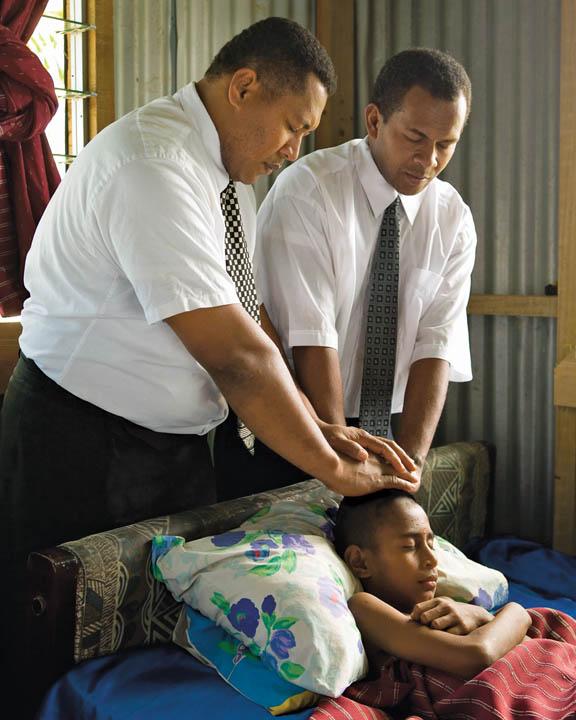 Mormon Priesthood